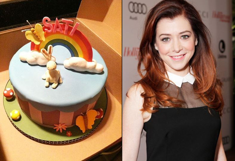 15 Crazy Celebrity Kids Birthday Cakes Bedtimez