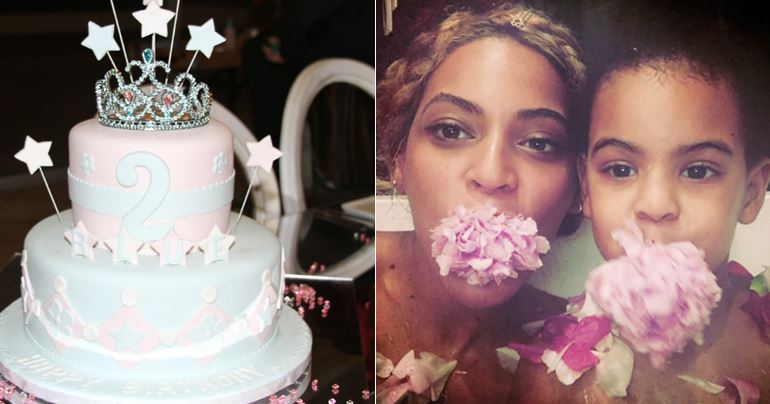 15 Crazy Celebrity Kids Birthday Cakes Page 2 Of 15 Bedtimez