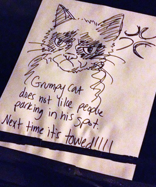 The Funniest Windshield Notes Ever Left Behind Page 4 Of