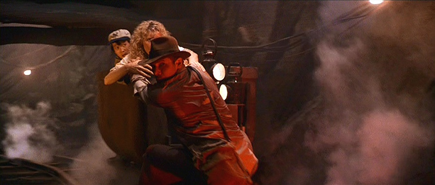 Indiana Jones and the Temple of Doom (a supremely underrated