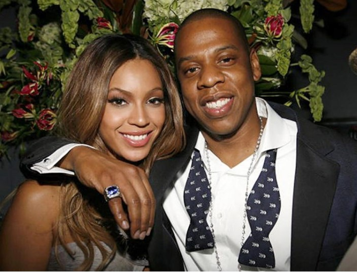 Age difference beyonce and jay z