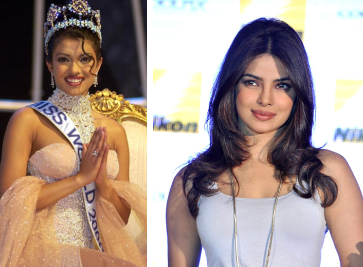 Priyanka Chopra 2000