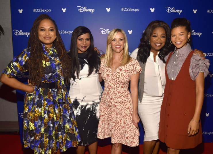 A Wrinkle In Time Film Adaptation