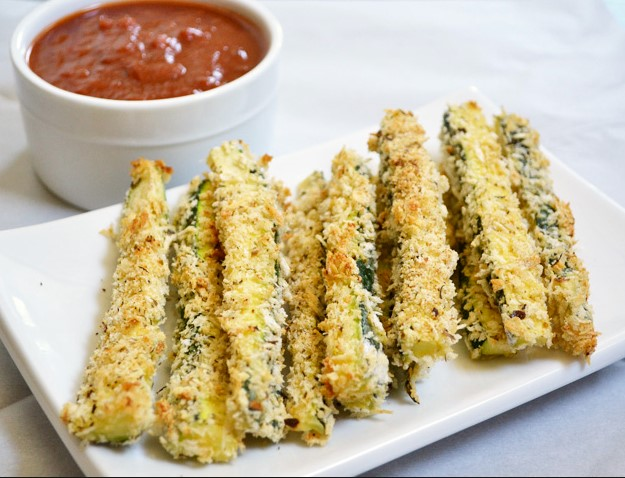 Recipes For Sides Zucchini Fries