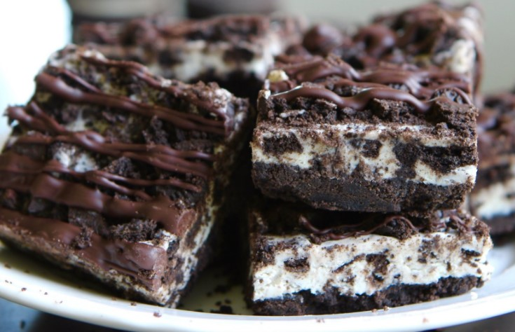 Now For Dessert Recipes...Have You Tried No Bake Oreo Bars@