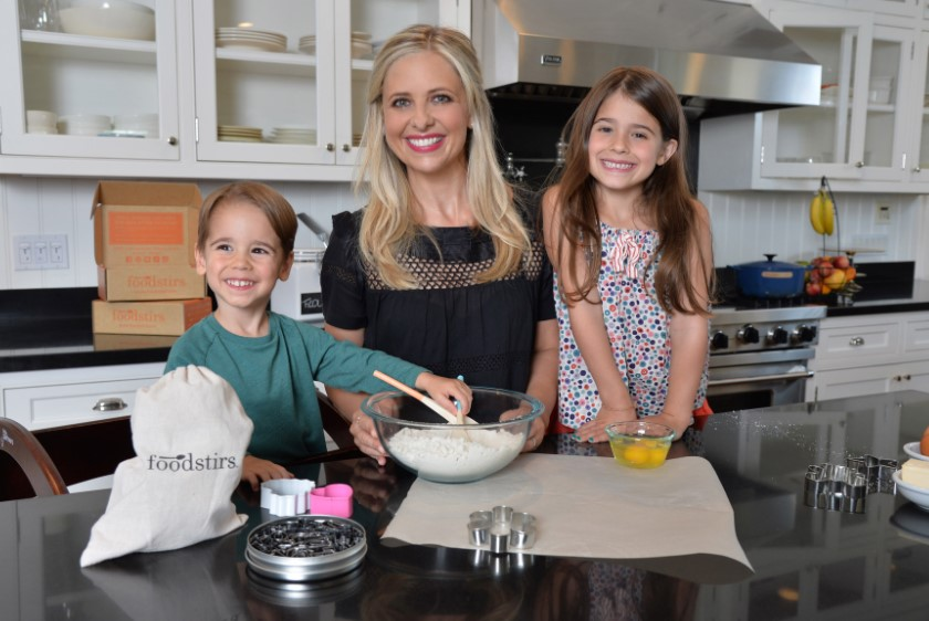 Sarah Michelle Gellar Is Slaying The Food Business