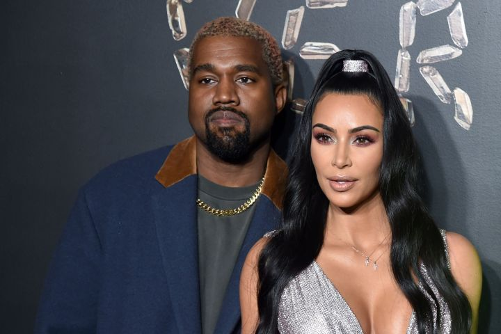 Kim And Kanye Welcome Fourth Child