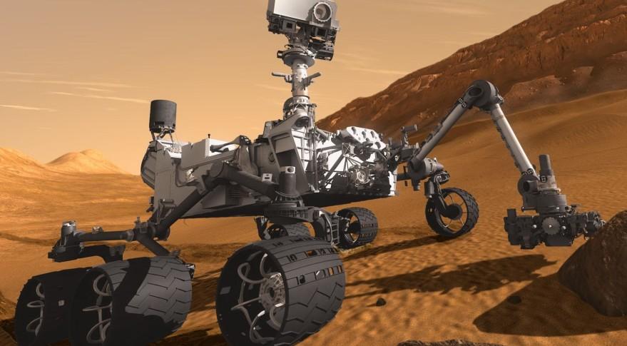 Mars Rover 2020
