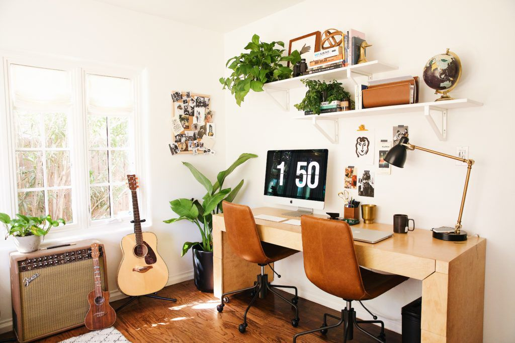 Have A Home Office Space