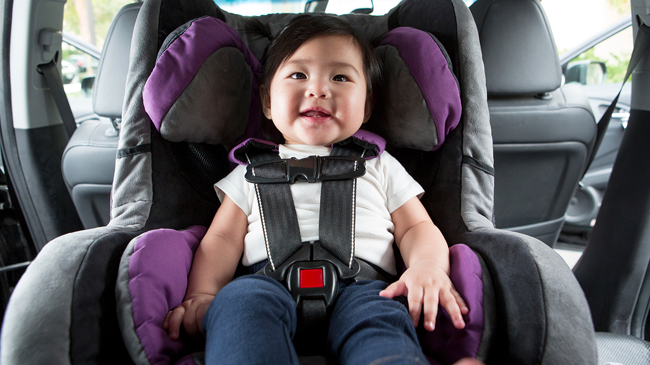 Make Sure The Car Seat Is Legitimate