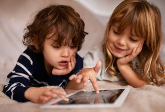Incorporate Creativity Into Screen Time