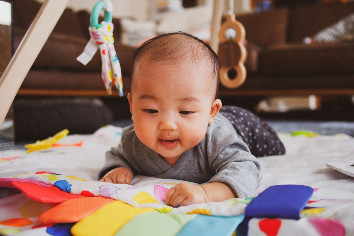 When To Start With Tummy Time