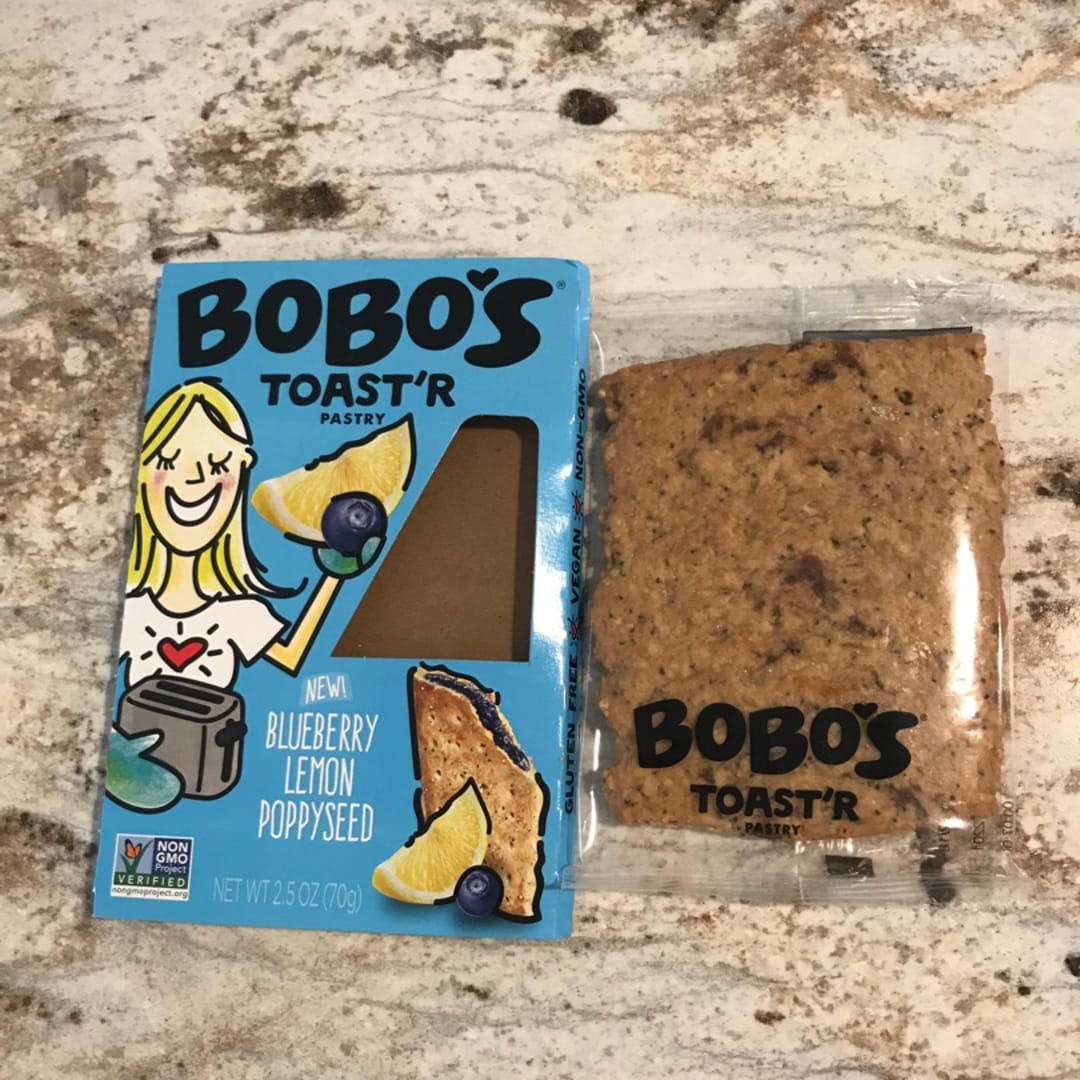 Bobo's Toaster Pastries