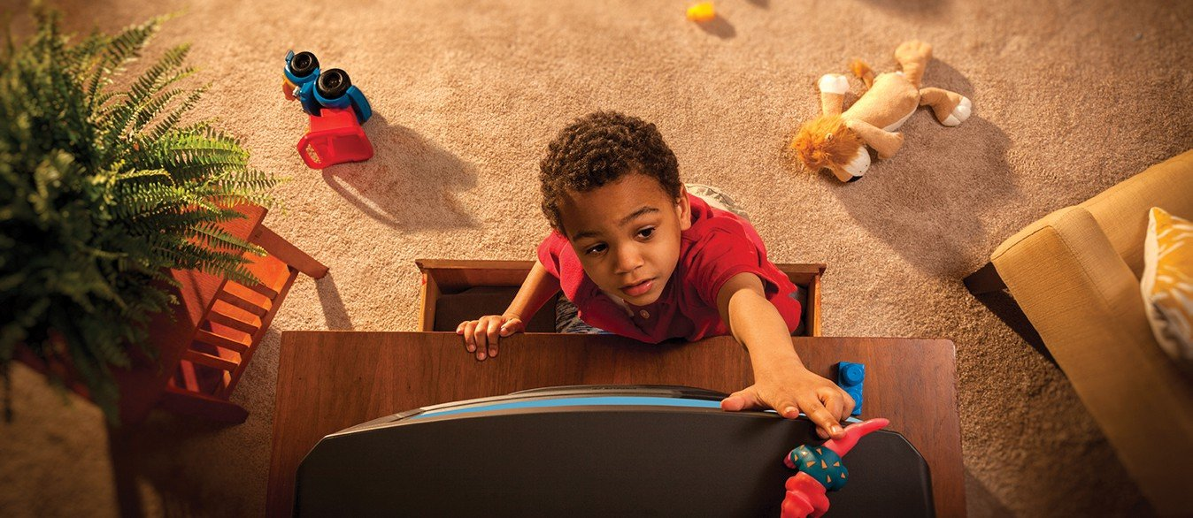 Kids Can Tip Over By Accident While Climbing Or Reaching