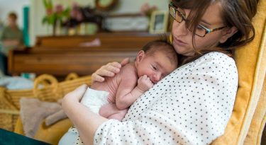 Newborn Babies Need To Eat A Lot To Grow