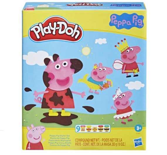 Peppa Pig Play Doh